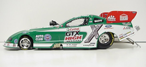 John Force 2009 1/24th ARC Castrol GTX Mustang Funny Car