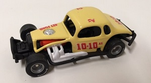 Don Diffendorf #10-10 1/64th custom-built coupe modified