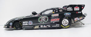 John Force 1/24th 2010 Lionel Castrol 2010 Championship Mustang Funny Car