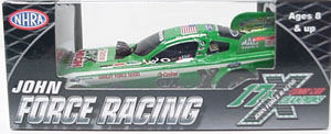 John Force 1/64th 2011 Lionel Castrol Mustang Funny Car
