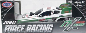 MIke Neff 1/64th 2011 Lionel Castrol Mustang Funny Car