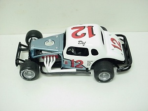 Don Diffendorf #12 1/24TH scale Custom built coupe modified