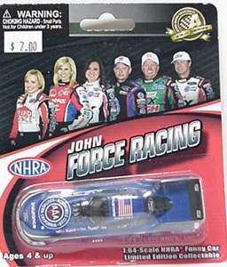 Robert Hight 1/64th 2012 Lionel AAA Auto Club Mustang funny car