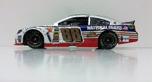 Dale Earnhardt Jr.#88 1/24th 2014 Lionel National Guard Daytona 500 Win Chevrolet SS
