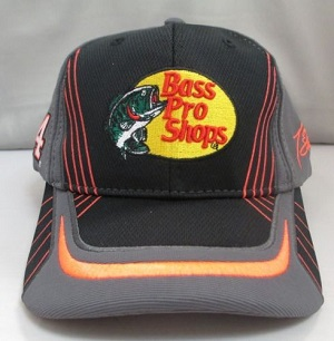 Tony Stewart #14 2015 Bass Pro Off Season Pit Hat