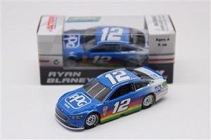 Ryan Blaney #12 1/64th 2018 Lionel PPG Ford Fusion