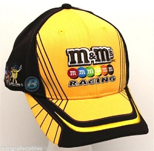 Kyle Busch #18 2015 M&Ms Off Season Pit Hat