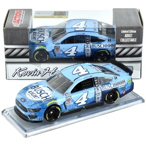 Kevin Harvick #4 1/64th 2020 Lionel Buschhhhh Light Beer Mustang