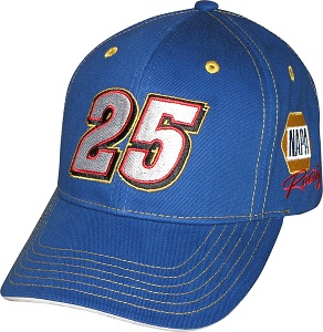 Chase Elliott #25  NAPA big number Sprint Cup hat