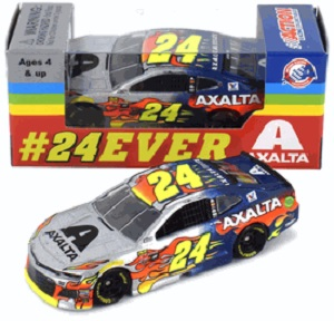 William Byron #24/Jeff Gordon 1/64th 2018 Lionel Axalta #24EVER Camaro
