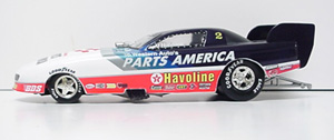 Al Hofmann 1/24th ARC Western Auto Parts America Funny Car