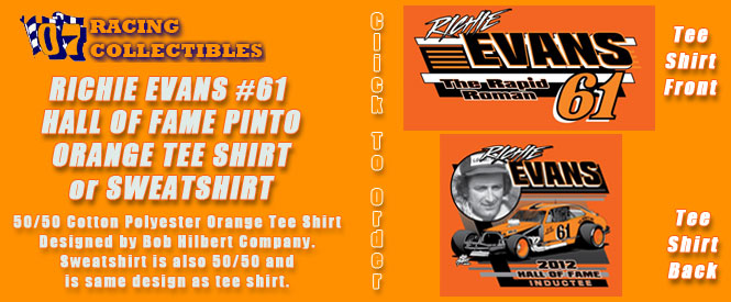 Richie Evans Shirts