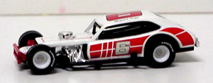 Maynard Troyer #6 1/64th scale Pinto Modified