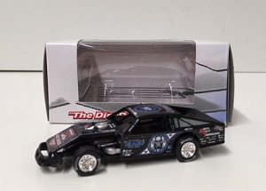Scott Bloomquist #0 1/64th 2018 ADC Harley Davidson dirt modified