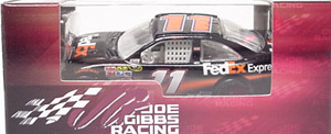 Denny Hamlin #11 1/64th 2010 ARC Fed Ex Express Toyota