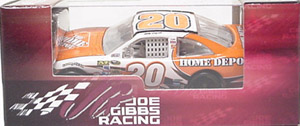 Joey Logano #20 1/64th 2010 ARC Home Depot Toyota