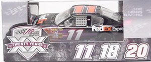 Denny Hamlin #11 1/64th 2011 Lionel FedEx Express Pit Stop