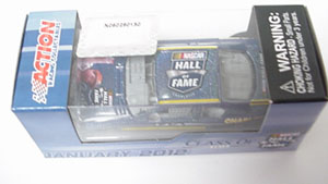 Darrell Waltrip #12 1/64th 2011 Lionel NASCAR Hall of Fame Induction Ford Fusion