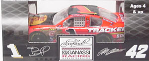 Jamie McMurray #1 1/64th 2011 Lionel Bass Pro  Pit Stop