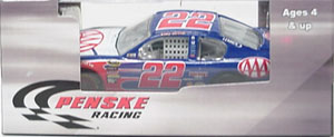 Kurt Busch #22 1/64th 2011 Lionel AAA Dodge