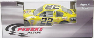 Kurt Busch #22 1/64th 2011 Lionel Pennzoil Ultra Charger