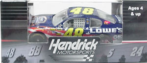 Jimmie Johnson #48 1/64th 2011 Lowe's Summer Salute Impala