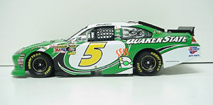 Mark Martin #5 1/24th 2011 Lionel Quaker State Impala