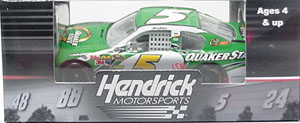 Mark Martin #5 1/64th 2011 Lionel Quaker State  Impala