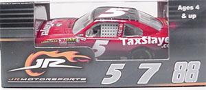 Dale Earnhardt Jr. #5 1/64th 2011 Lionel Taxslayer Nationwide Impala