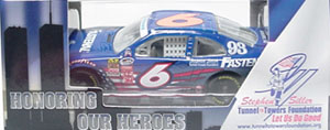 Ricky Stenhouse Jr #6 1/64th 2011 Lionel Fastenal 9/11 Honoring Our Heroes