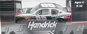 Dale Earnhardt Jr #88 1/64th 2011 Lionel Mt. Dew Retro Impala