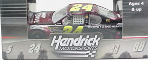Jeff Gordon #24 1/64th 2012 Lionel AARP/Drive to End Hunger Impala