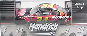 Jeff Gordon #24 1/64th 2012 Lionel Dupont Impala