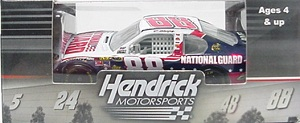 Dale Earnhardt Jr #88 1/64th  2012  Lionel National Guard NASCAR Unites Impala