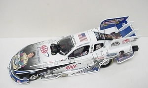 Robert Hight 1/24th 2012 Lionel AAA Elvis 35th Anniversary Mustang Funny Car