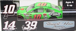 Danica Patrick #10 1/64th 2013 Lionel GoDaddy.com Cares All Stars Chevrolet SS
