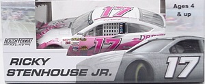 Ricky Stenhouse Jr #17 1/64th 2013 Lionel Driven Pink Ford Fusion