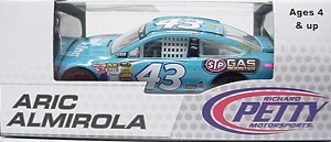 Aric Almirola #43 1/64th 2013 Lionel Jani King Ford Fusion