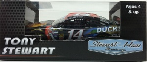 Tony Stewart #14 1/64th 2014 Lionel Bass Pro Shops/Ducks Unlimited Chevrolet SS
