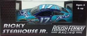Ricky Stenhouse Jr. #17 1/64th 2014 Lionel Zest Fusion