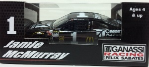 Jamie McMurray #1 1/64th 2014 Lionel Cessna Chevy SS