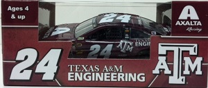 Jeff Gordon #24 1/64th 2014 Lionel Axalta/Texas A&M Chevrolet SS