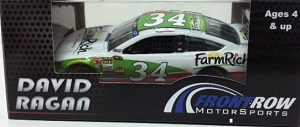 David Ragan #34 1/64th 2014 Lionel Farm Rich Ford Fusion
