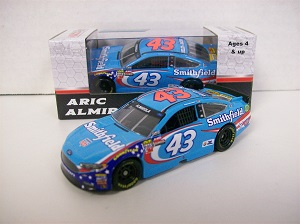 Bubba Wallace #43 1/64th 2017 Lionel Smithfield First Start Ford Fusion