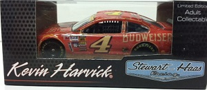 Kevin Harvick #4 1/64th 2014 Lionel Budweiser Holiday Packaging Chevrolet SS