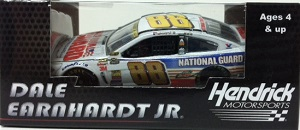Dale Earnhardt Jr #88 1/64th 2014 Lionel National Guard Chase for the Cup  Chevrolet SS