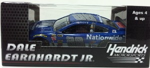 Dale Earnhardt Jr #88 1/64th 2014 Lionel Nationwide Insurance Chevrolet SS