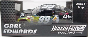Carl Edwards #991/64th 2014 Lionel AFLAC Fusion