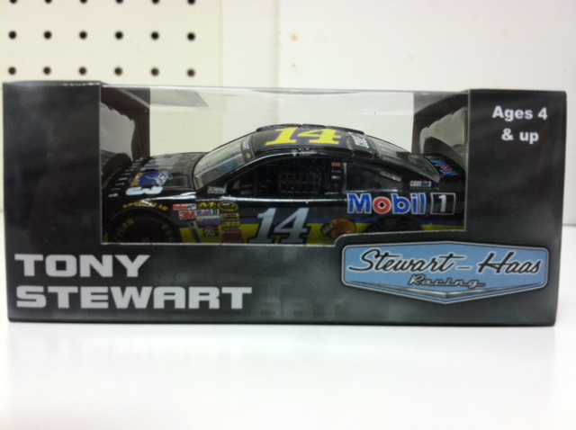 Tony Stewart #14 1/64th 2015 Lionel Code 3 Associates Chevy SS