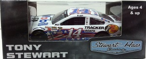 Tony Stewart #14 1/64th 2015 Lionel Mobil 1 Salutes Chevy SS